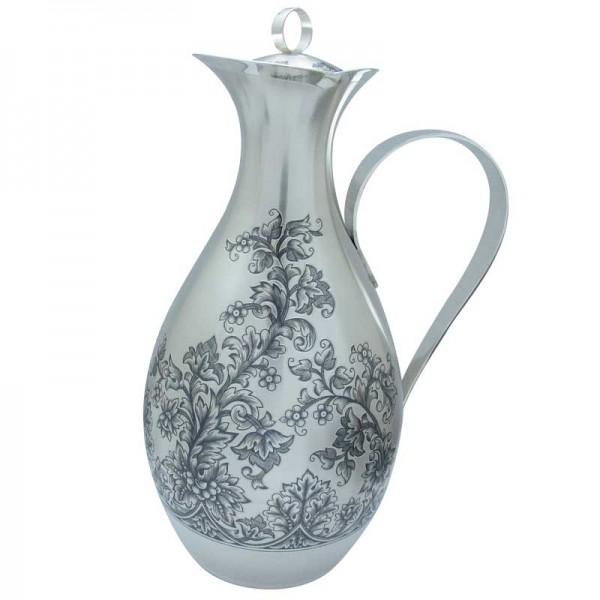 Karaffe 2,8 L aus Sterling Silber für Wein oder Wasser