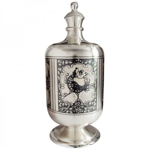 Karaffe aus Silber 600 ml
