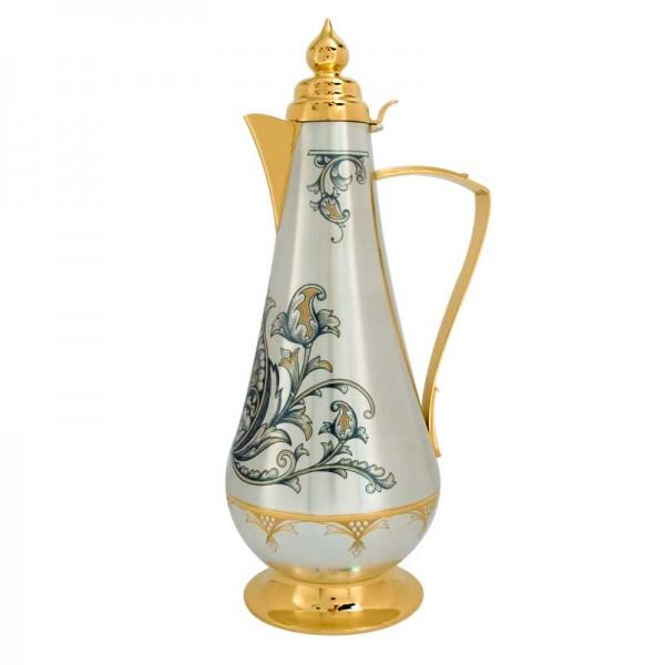 Karaffe 550 ml für Wein & Wasser 925 Silber vergoldet