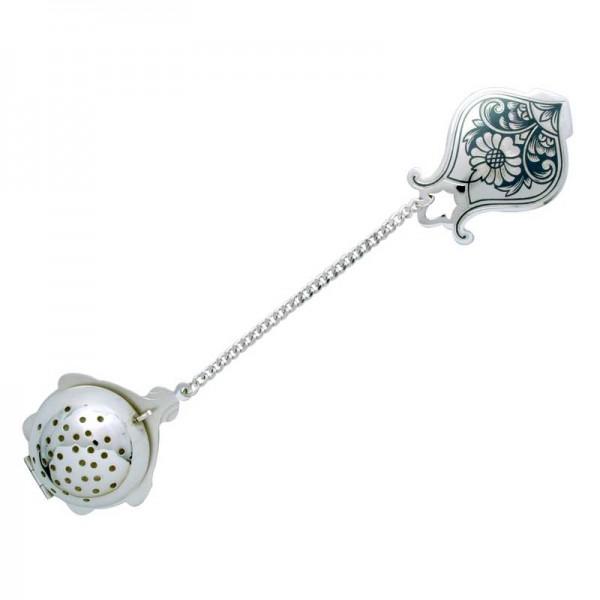 """Teesieb aus Silber 30,50 g """"Schildkröte"""""""