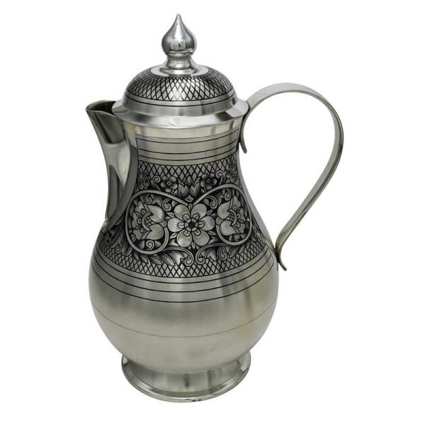 Kaffeekanne 800 ml aus 925 Sterlingsilber