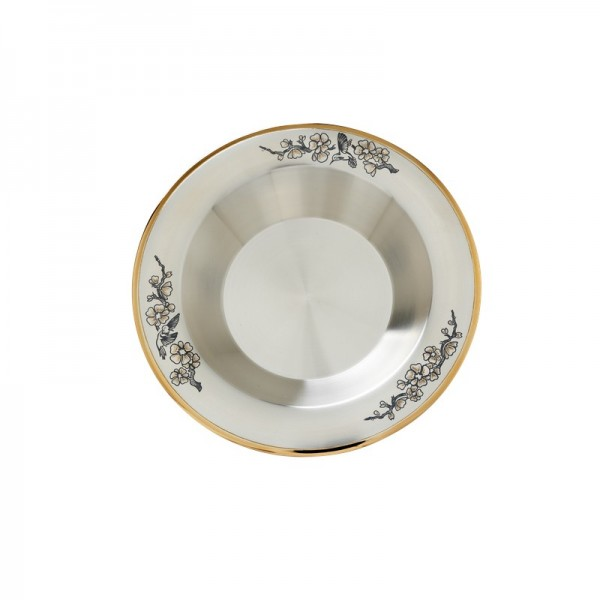 """Schale 230 ml aus 925 Sterling Silber vergoldet """"SAKURA"""""""