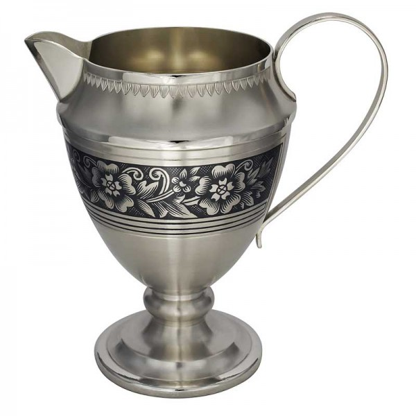 Milchkännchen aus Stering Silber 120 ml